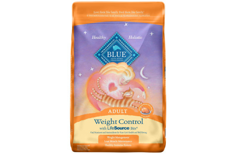 Blue Buffalo Weight Control Natural Dry Cat Food