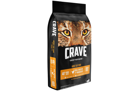 Crave Grain Free Chicken Cat Food