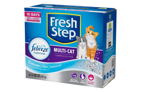 Fresh Step Clumping Cat Litter