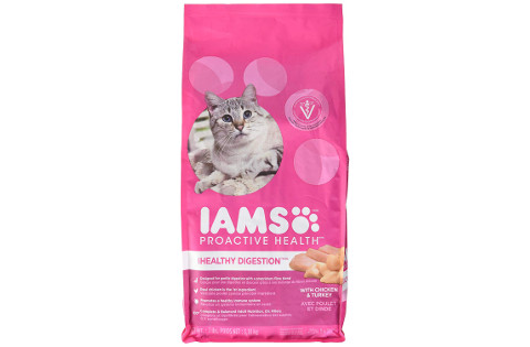 Iams Proactive Health Healthy Digestion Dry Cat Food