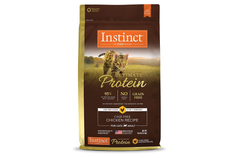 Instinct Ultimate Protein Grain Free Chicken Recipe Cat Food
