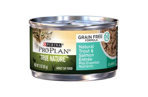 Purina Pro Plan True Nature Classic Wet Cat Food