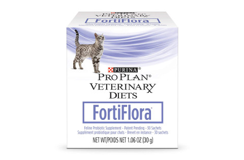 Purina Pro Plan Fortiflora for Cats