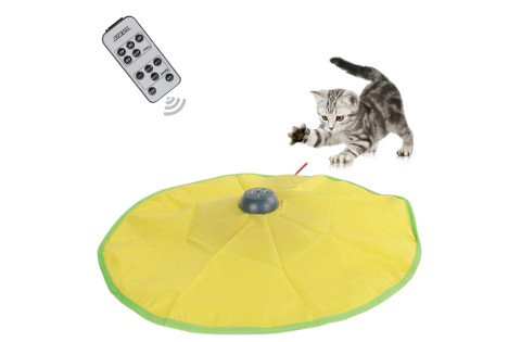 AOLIKES Rotating Mouse Tail with Remote Control