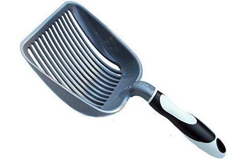 IPRIMIO Sifter Deep Shovel Litter Scoop