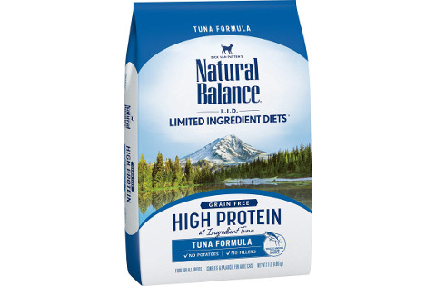 Natural Balance LID High Protein cat food